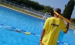 La piscine municipale été 2021