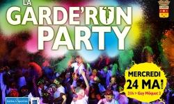 La Garde'Run Party