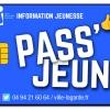 carte Pass' jeune