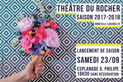 Lancement Saison du Rocher 2017-2018