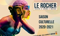 Saison du Théâtre du Rocher 2020-2021