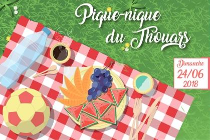 Pique-nique du Thouars 2018