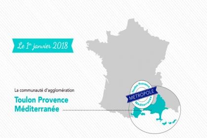 La Métropole Toulon Provence Méditerranée