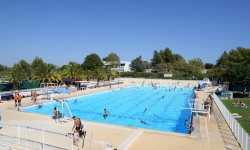 La piscine municipale