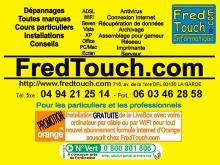 Fred Touch