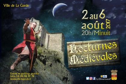 Nocturnes Médiévales 2017