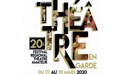 20e Festival de Théâtre Amateur - Annulé