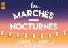 Marchés nocturnes 2018