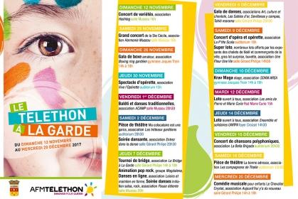 Téléthon La Garde  2017
