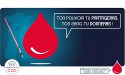 Les dates de collectes de sang pour 2019