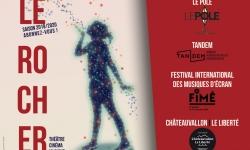 Saison du Théâtre du Rocher 2019-2020