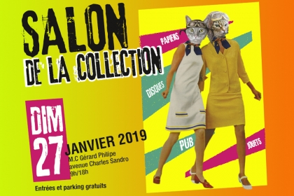 15e Salon de la Collection