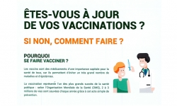 Vaccination: mode de prévention le plus efficace