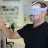 Casques de réalité virtuelle pour l'orientation