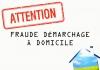 Démarchage frauduleux: soyez vigilants!