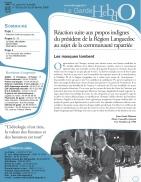 L'Hebdo | n°833