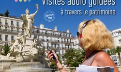 Visites audio guidées à travers le patrimoine