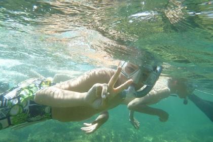 Sentier sous-marin de l'Anse Magaud