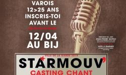 Starmouv 2019 Casting