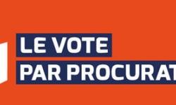 Elections : pensez au vote par procuration