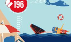 196 : le numéro unique de sauvetage en mer