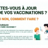 Vaccination : mode de prévention le plus efficace