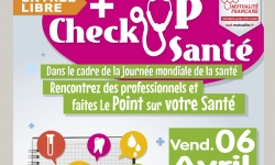 Check up santé