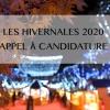 Appel à candidature : Hivernales 2020