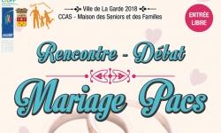 Rencontre-débat : mariage et Pacs