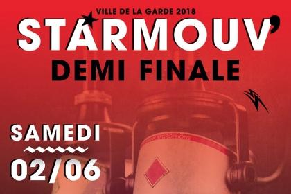 Demi-finale Starmouv' 2018