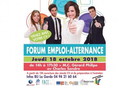 Forum emploi-alternance