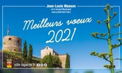 Voeux du Maire 2021