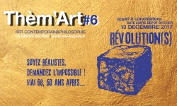 Candidatures Them'Art #6
