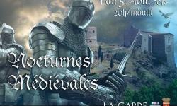 Nocturnes Médiévales 2018