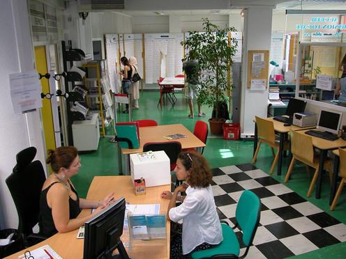 Bureau de emploi agence p le emploi bollaert lens photographe d architecture bureau tude - Bureau d emploi monastir pointage ...