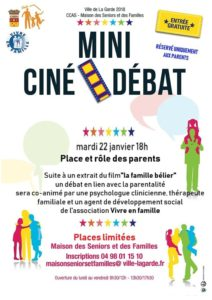 thumbnail of Mini ciné débat