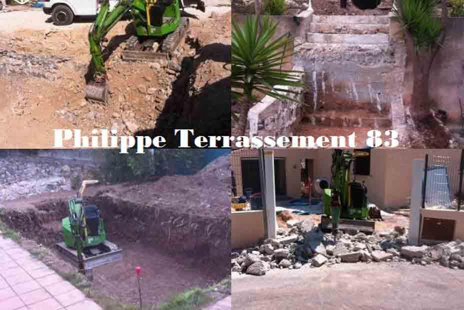philippe terrassement 83 site officiel ville de la garde 83. Black Bedroom Furniture Sets. Home Design Ideas